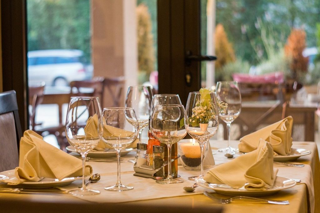 restauracje w hiszpanii