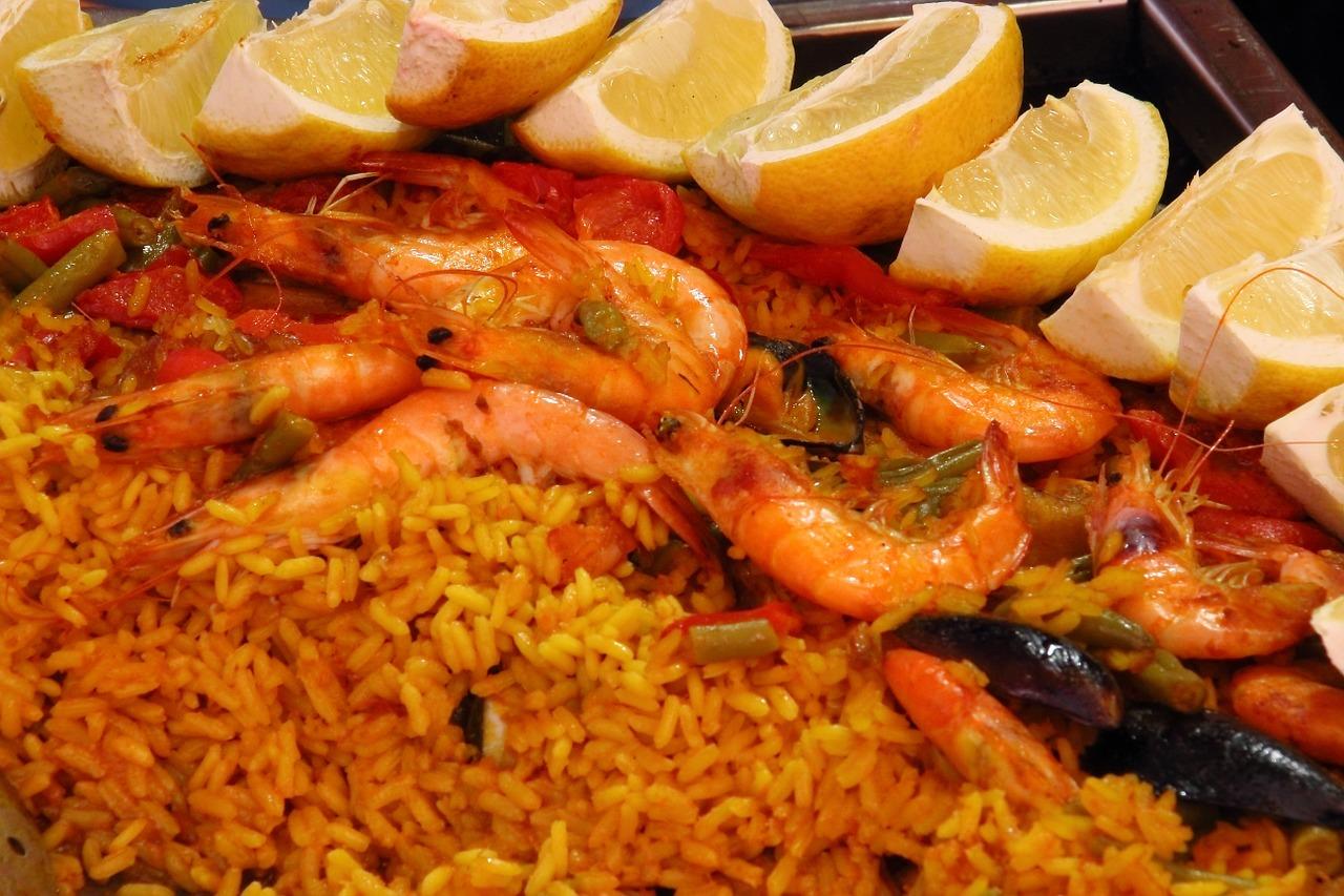 paella kuchnia hiszpanska