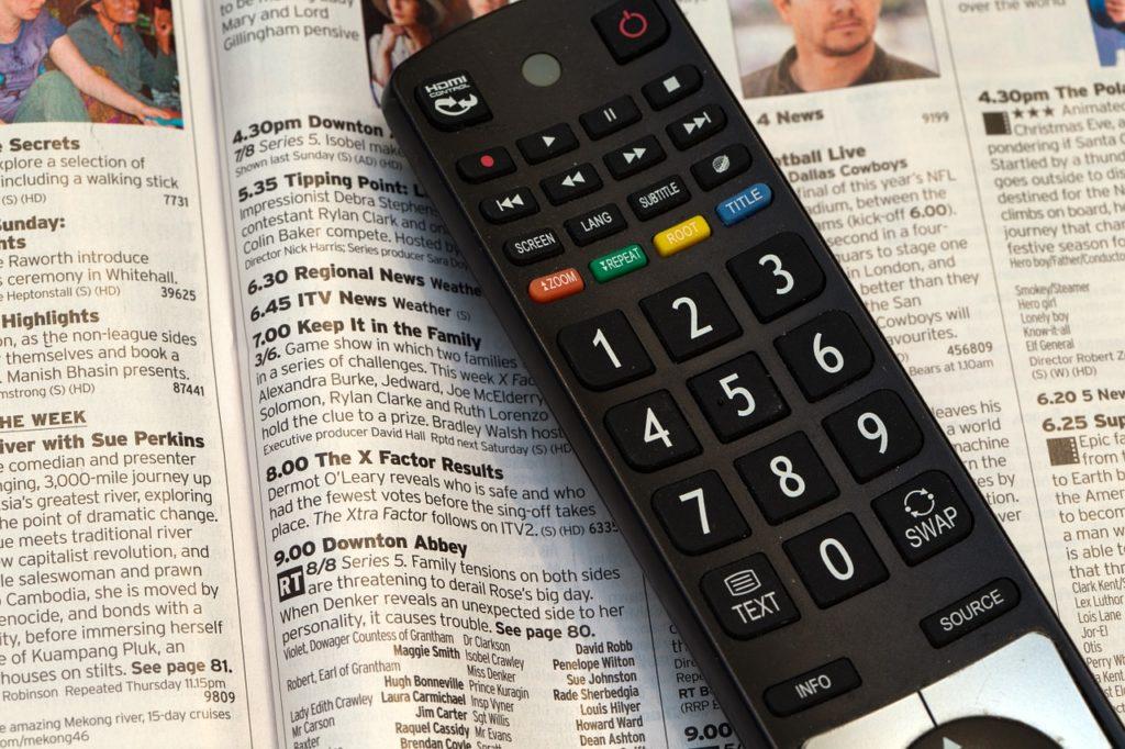 programy tv w hiszpanii
